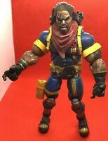 2008 Toy Biz Marvel Comics X Men Bishop Action Figure
