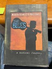 Martin Scorsese Presents: The Blues (A Musical Journey) 7 DVD Box Set
