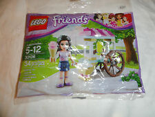 Lego Set 30106 Friends  Emma Ice Cream Stand  Polybag New Sealed