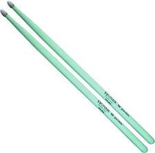 Agner Drumsticks 5A UV Glow Sticks leuchtend Glowsticks Wood Tip