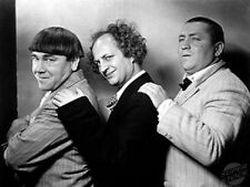 Four THREE STOOGES DVDs ☆At Work☆And the Law☆Cops & Robbers ☆ Healthy & Wealthy
