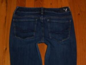 Womens American Eagle Hi Rise Jegging 360 Super Stretch X4 Jeans Size 4 Short S