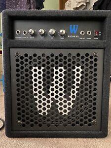 WARWICK BLUE CAB 30.1 BASS AMP PRACTICE AMPLIFIER