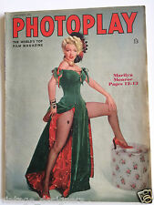 Marilyn Monroe Photoplay Magazine December 1954 MM Cover & Great Story