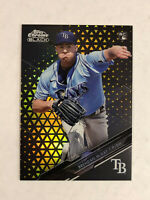 BRENDAN McKAY 2020 Topps Black Gold GOLD SP RC 15/50 REFRACTOR! #9! RAYS! INVEST