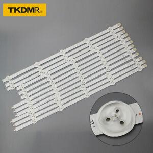 "12Pcs LED Strips for LG 50LN5400-CA 50LA620V 6916L-1276A /73A /1241A for 50"""