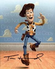 Toy Story signed Tom Hanks Woody 8X10 photo picture poster autograph RP