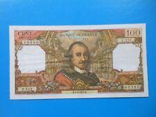 100 francs Corneille 1-4-1971 F65/35 TTB+