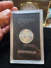 1882-CC US Morgan Silver Dollar $1 - GSA Holder - Mixed Grade