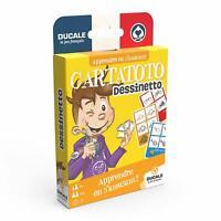 Cartatoto Dessinetto-Jeu de Cartes éducatif-Apprendre à Dessiner, 10006520