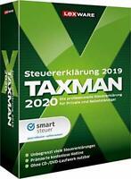 Lexware Taxman 2020 für das Steuerjahr 2019 NEU OVP