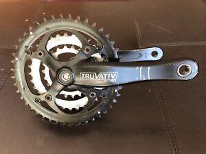 NEW Bicycle Bike Crank kurbelarm TRUVATIV ALLOY LEFT 170 mm Apolda Jena Weimar