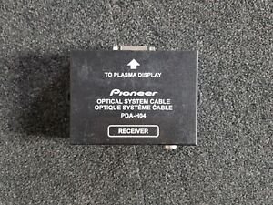 Pioneer PDA-H04 Receiver. For Pioneer plasma TVs
