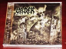 Vader: Revelations CD 2002 Bonus Tracks Metal Blade Records USA 3984-14411-2 NEW
