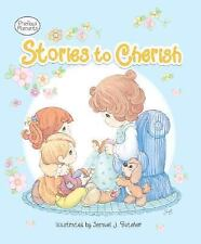 Precious Moments: Stories to Cherish by Frank Berrios (2006, Board Book)