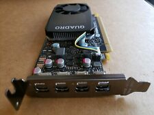 NEW Quadro P620 Video Graphic Card 2GB GDDR5 - PCI Express 3.0 W/ extra.