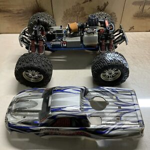 Traxxas (T-MAXX 3.3) Rolling Chassis With Engine/Body