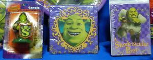 Shrek Party Supplies Shrek Napkins Shrek Thank You Shrek Centerpiece