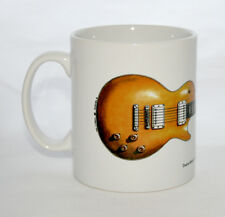 Guitar Mug. Duane Allman's 1957 Gibson Les Paul Goldtop