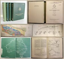 Geology of Australian Exploration & Mining Geology New Zealand etc 4 Bde. 1965