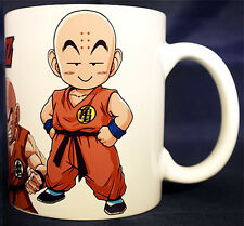 DRAGONBALL Z KURIRIN KRILLIN - Coffee MUG CUP - novelty gift - DBZ - Dragon ball