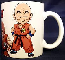 DRAGONBALL Z KURIRIN KRILLIN - Coffee MUG CUP - novelty gift - DBZ - Dragon ball