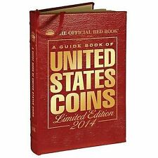 The Official Redbook: A Guide Book of United States Coins: Limited Edition 2014