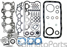 90-01 Acura Integra 1.8 B18A1 B18B1 DOHC Full Engine Gasket Set *GRAPHITE*
