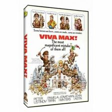 Viva Max! (DVD, 2014) 1969-Comedy-Mexico-Texas-Alamo-Unloaded-Peter Ustinov
