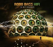 16 Bit Skanks von Robo Bass Hifi (2013), Limited Edition Of 900 Copies, Digipack