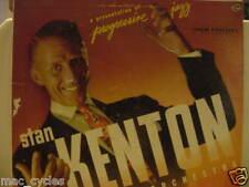 STAN KENTON A PRESENTATION OF PROGESSSIVE JAZZ RARE LP