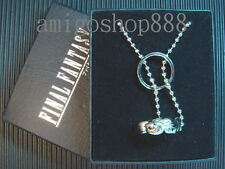 Final Fantasy VIII 8 FF8 Rinoa Ring Necklace
