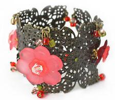 Laliberi Jewelry BRACELET Kit Floral Cuff by EK Success 56-23049 NEW