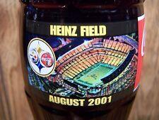 HEINZ FIELD, AUGUST 2001, 1 -  8 Oz Coke Bottle