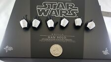 Hot toys 1/6 Disney Star Wars Han Solo Stormtrooper action figure's 6 Hands Only