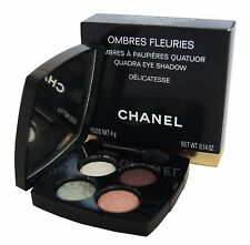 CHANEL OMBRES FLEURIES QUADRA EYE SHADOW Lidschatten 4g. delicatesse