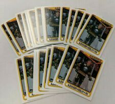 (25) ct 1990-91 Topps #42 Alexander Mogilny Sabres Rookie Card Lot