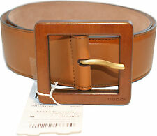 Gucci Gürtel aus Leder Damen Leder Braun 95cm 339363 BGHAT 1766 UVP 395€  GG4