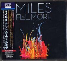 MILES DAVIS-MILES AT THE FILLMORE-JAPAN 4 BLU-SPEC CD2 DIGIPAK BONUS TRACK Q06