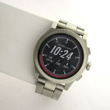 438e63a9f97d Michael Kors Access Touchscreen MKT5025 Grayson Smartwatch Stainless link  Band