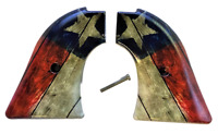 Fits Heritage Arms Rough Rider grips .22 & .22 MAG vintage Texas Star grips