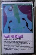 Evan Marshall:  Mandolin Unlimited (Cassette, 1987, Rounder Select) NEW