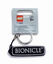 LEGO 850652 Bionicle Rubber Key Chain with 'BIONICLE' Text from 2004 Brand NEW