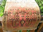 ANTIQUE 1900 VERY -VERY  FINE SMALL RUG EXCEPTIONAL  FULL PILE