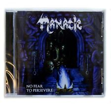 MANACLE - NO FEAR TO PERSEVERE, CD NO REMORSE REC 2018 JUDAS PRIEST NEW SEALED