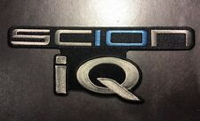 Scion iQ Release Series RS High-Quality Embroidered Toyota TRD Patch IQ iq