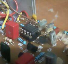 More details for guitar overdrive pedal ic socket fitting service. plus free spare ic.