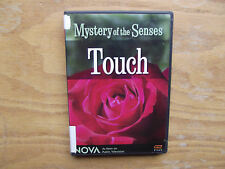 Mystery of the Senses - Touch (DVD, 2007) NOVA - Public Television