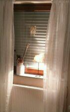 Adriana Gardinen Schals Romantik*130x240cm* Vorhang Stickerei Shabby*Vintage*