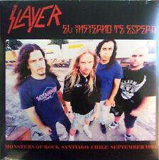SLAYER VINYL LP MONSTER OF ROCK 1994
